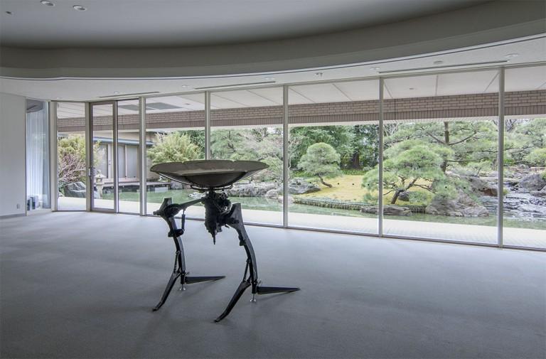 《Parabolic Garden ROBO》展示(1)<br>西宮市大谷記念美術館 2013年度新収蔵作品